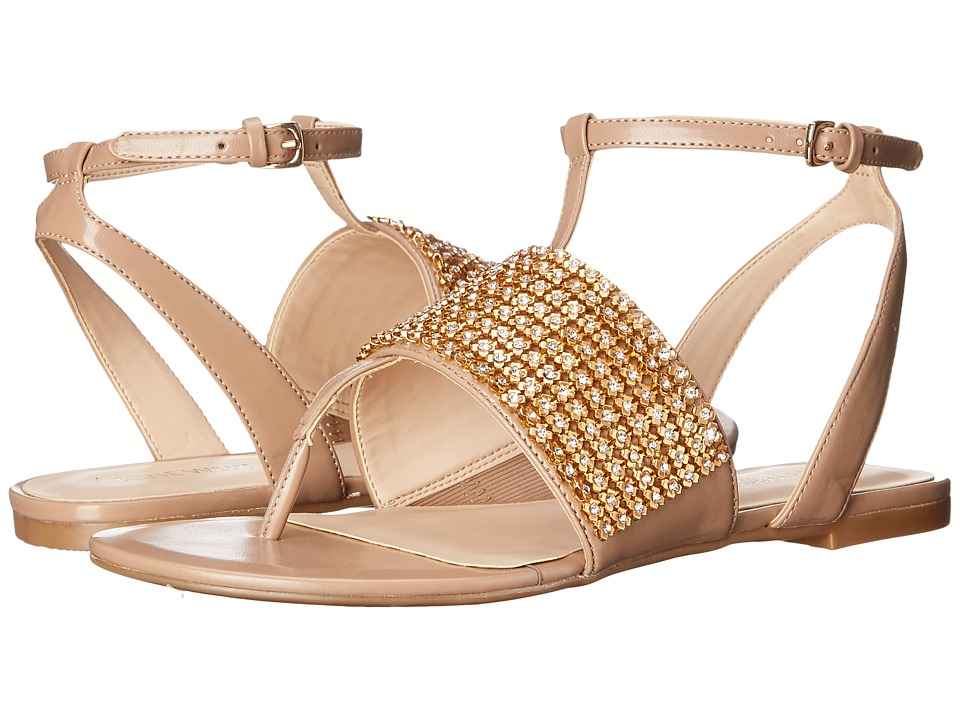 Nine West - Siobhan (Taupe Synthetic) Women's Sandals