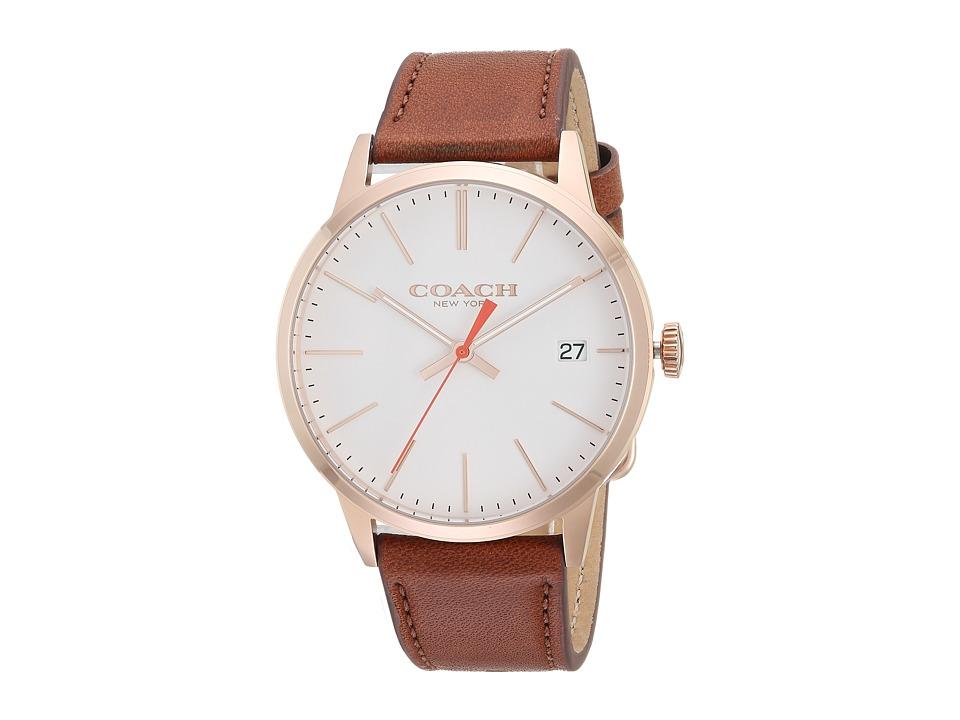 COACH - Metropolitan - 14602095 (Parchment) Watches