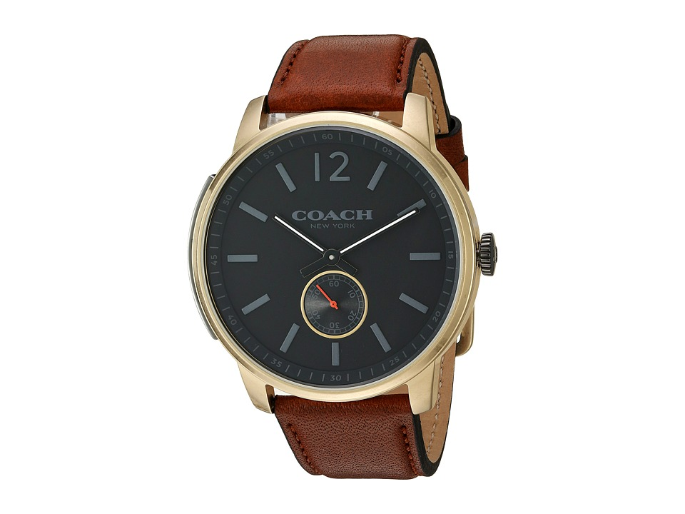 COACH - Bleecker - 14602082 (Black) Watches