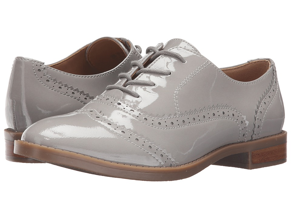 Franco Sarto - Imagine (Silky Grey Patent) Women's Shoes