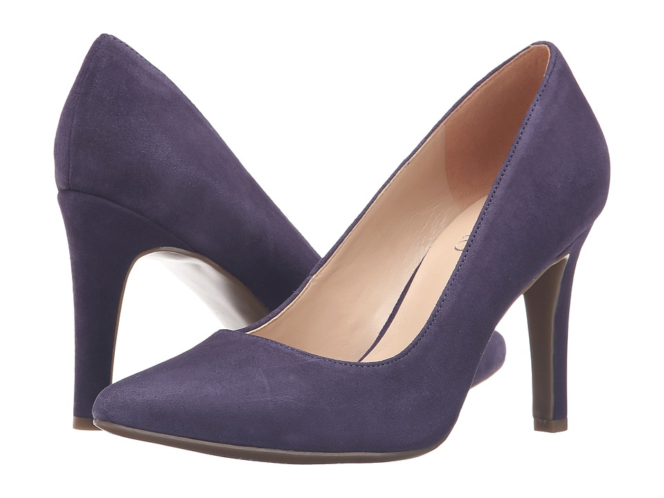 Franco Sarto Amore (Purple Suede) Women