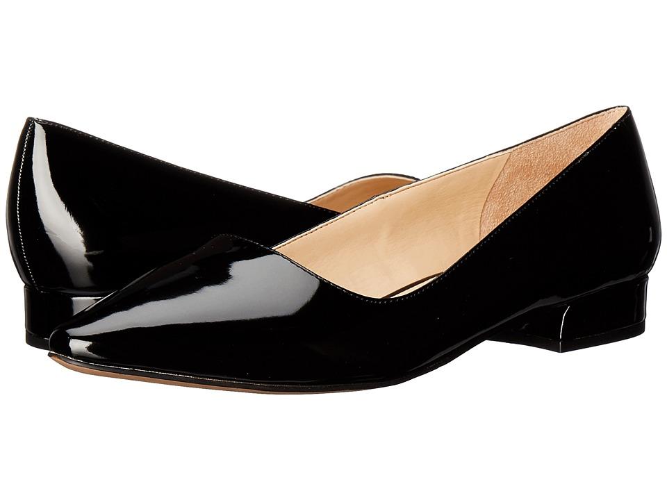 Franco Sarto - Saletha (Black Patent) Women's Shoes
