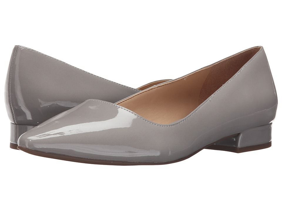 Franco Sarto - Saletha (Silky Grey Patent) Women's Shoes