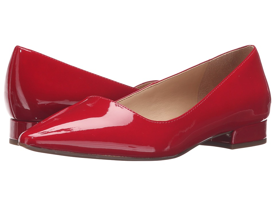 Franco Sarto - Saletha (Flame Red Patent) Women's Shoes
