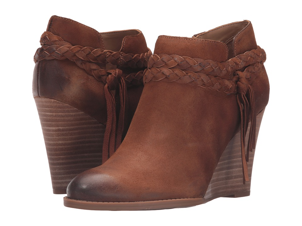 Franco Sarto Loni (Cognac Leather) Women