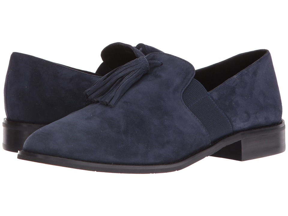 Pelle Moda - Yael (Midnight Suede) Women's Shoes