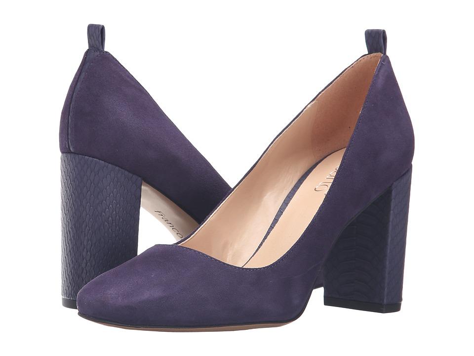 Franco Sarto - Ingall (Dark Purple Suede) Women