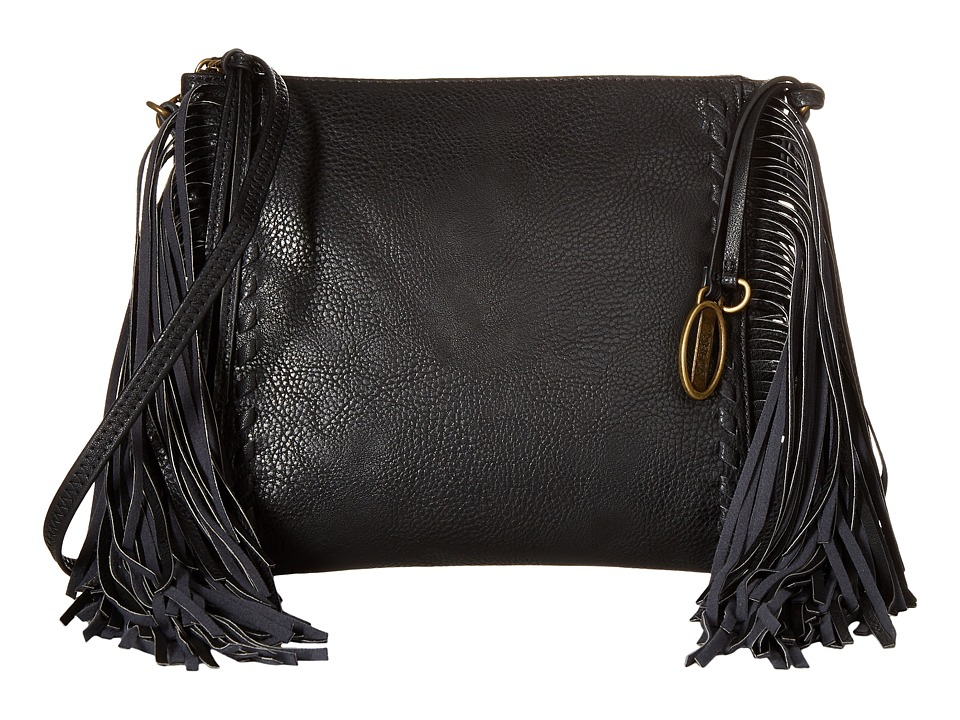 CARLOS by Carlos Santana - Felice Crossbody (Black) Cross Body Handbags