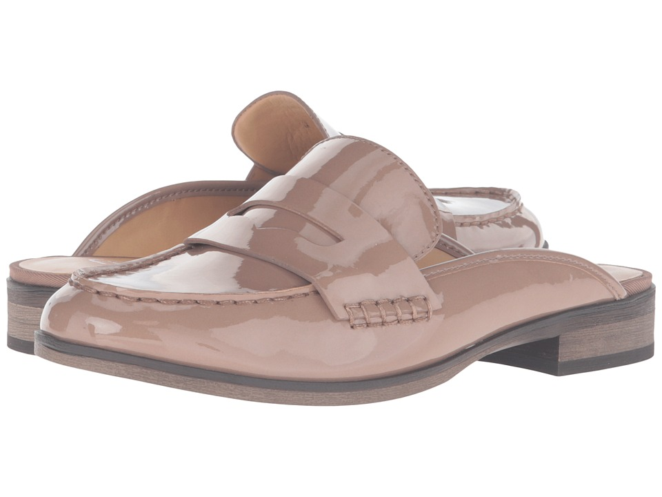 Franco Sarto Brently (Blush Taupe Patent) Women