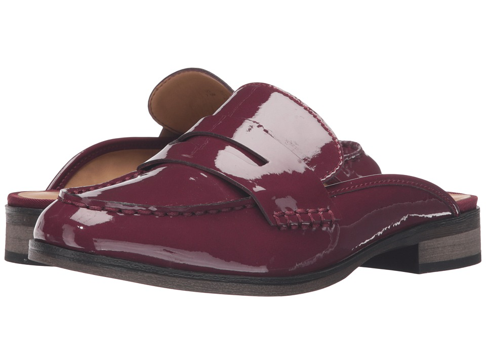 Franco Sarto Brently (Bordo Patent) Women