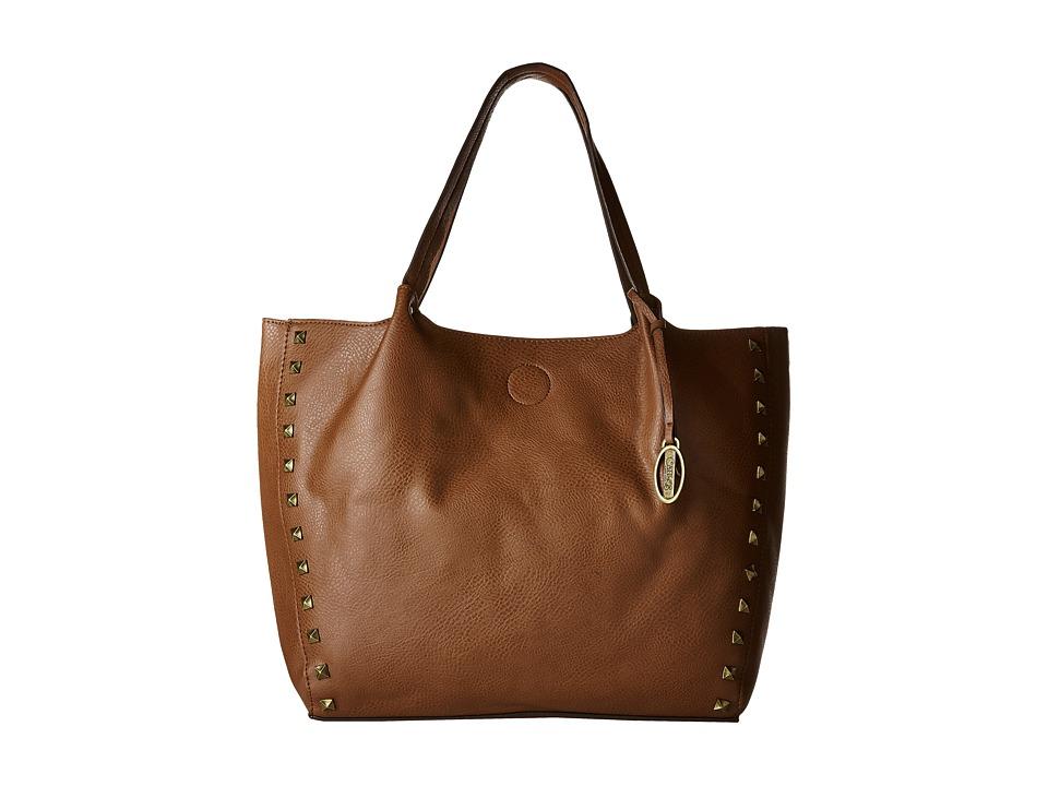 CARLOS by Carlos Santana - Serenatote (Cognac) Handbags