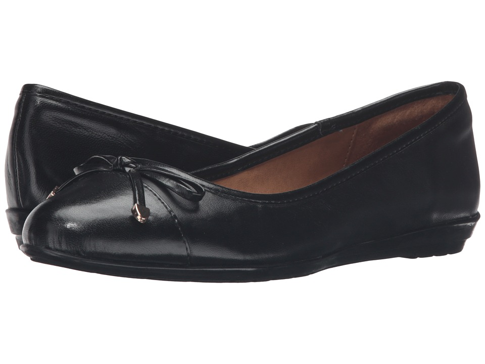Sofft Becka (Black Leather) Women