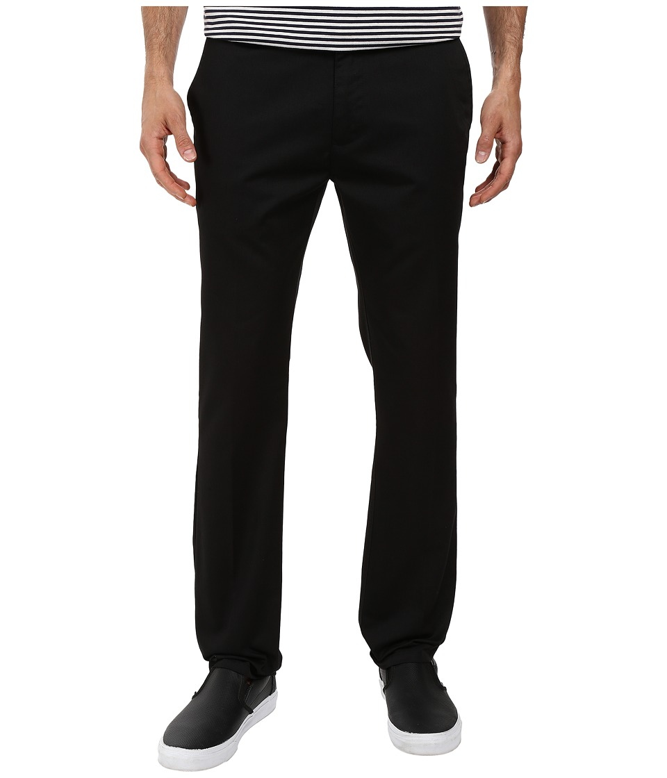 O'Neill - Contact Straight Pants (Black) Men's Casual Pants