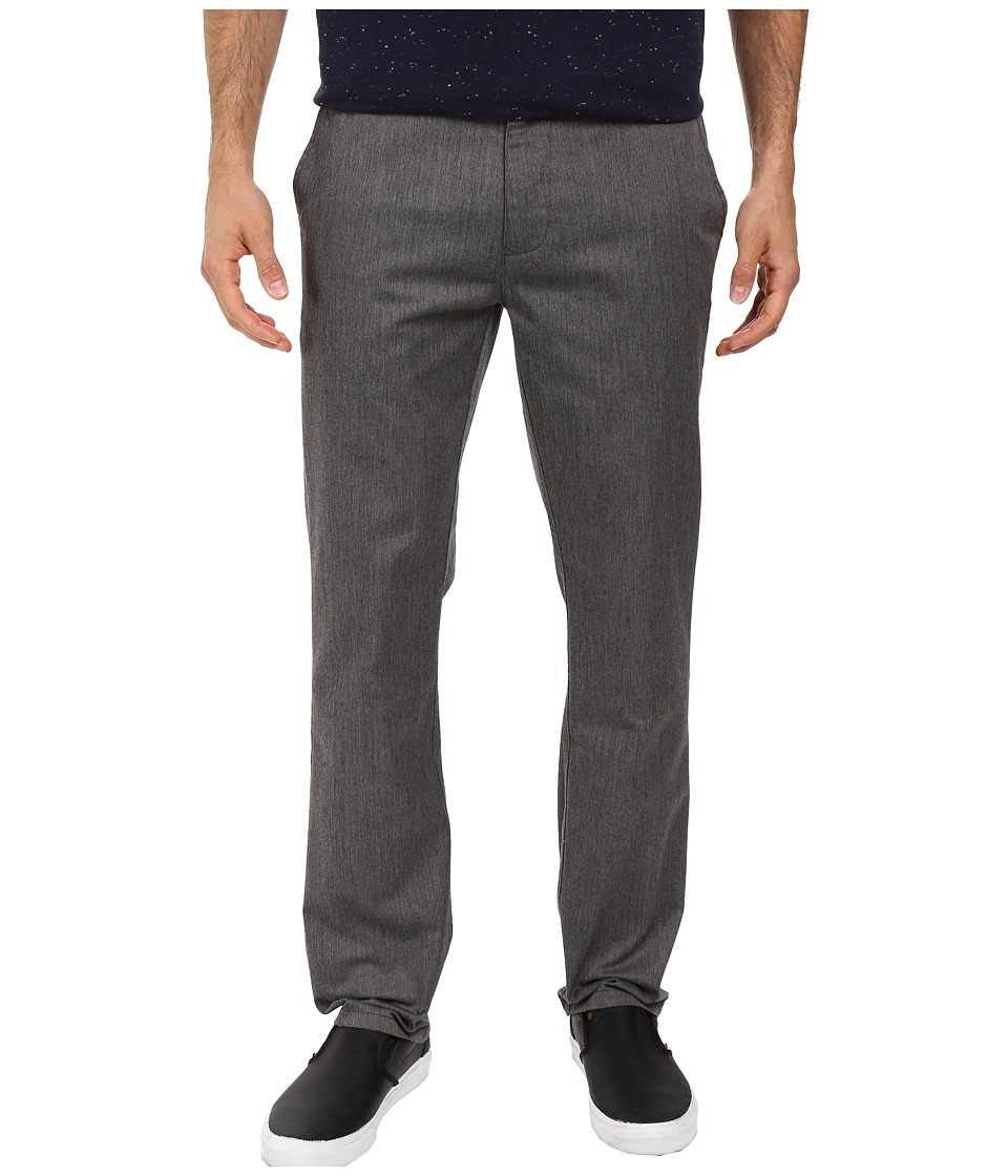 O'Neill - Contact Straight Pants (Asphalt) Men's Casual Pants