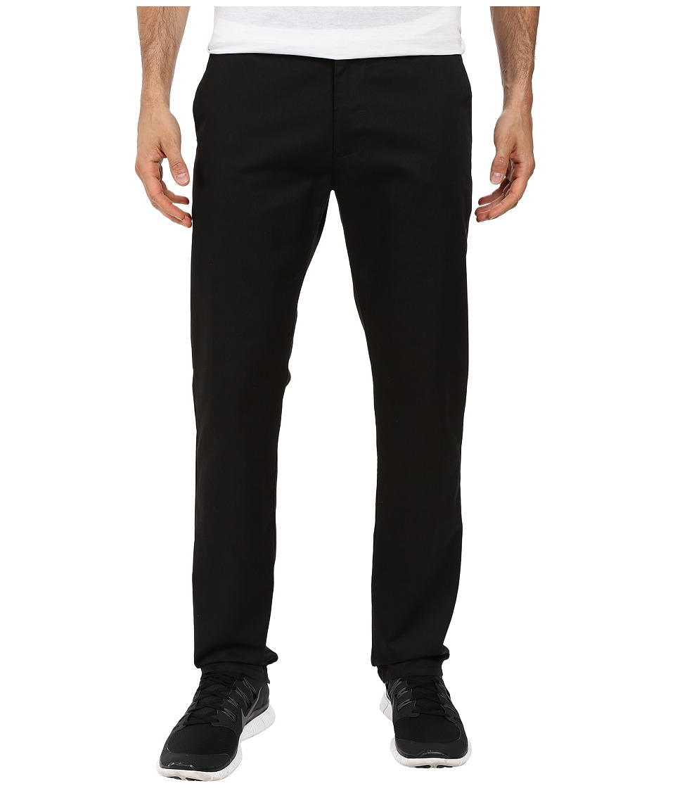 O'Neill - Contact Straight Hyperdry Pants (Black) Men's Casual Pants