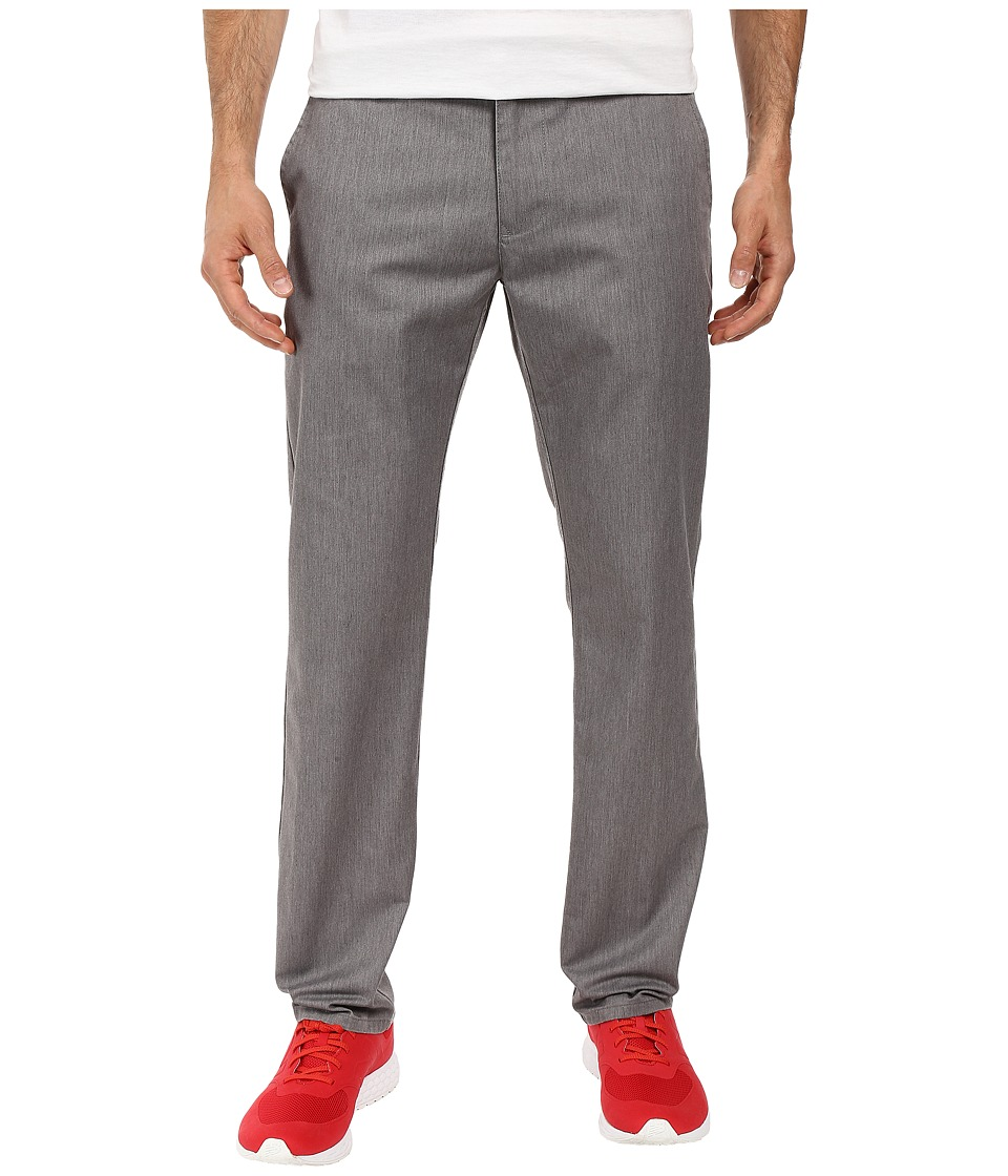 O'Neill - Contact Straight Hyperdry Pants (Heather Grey) Men's Casual Pants