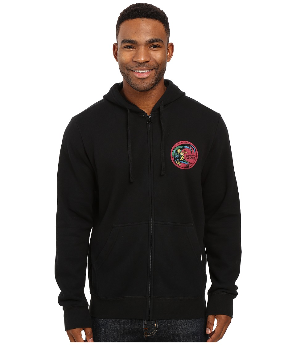 O'Neill - OG Cult Zip (Black) Men's Clothing