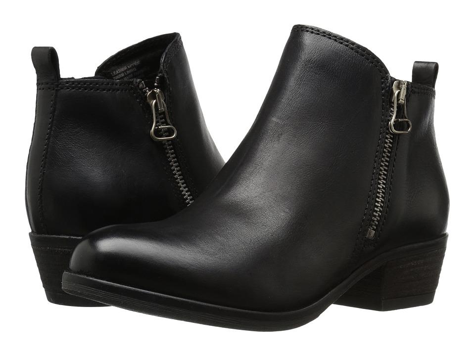Miz Mooz - Bangkok (Black) Women's Boots