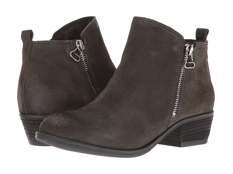 Miz Mooz - Bangkok (Forest Suede) Women's Boots