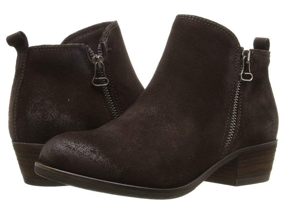 Miz Mooz Bangkok (Chocolate Suede) Women