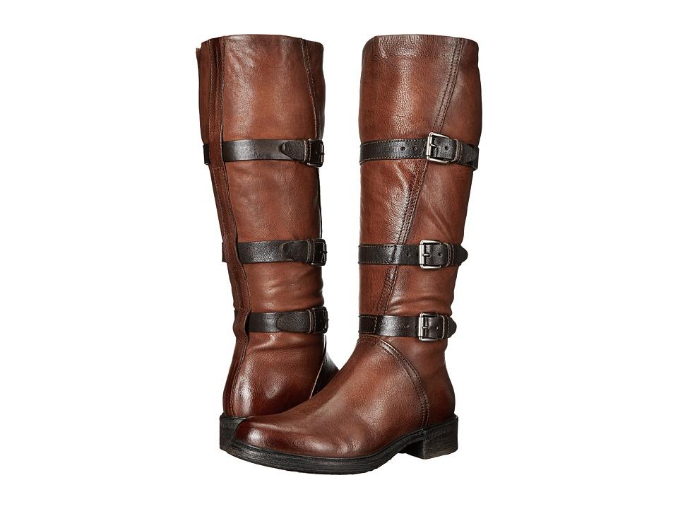 Miz Mooz - Charmaine (Brandy) Women's Boots