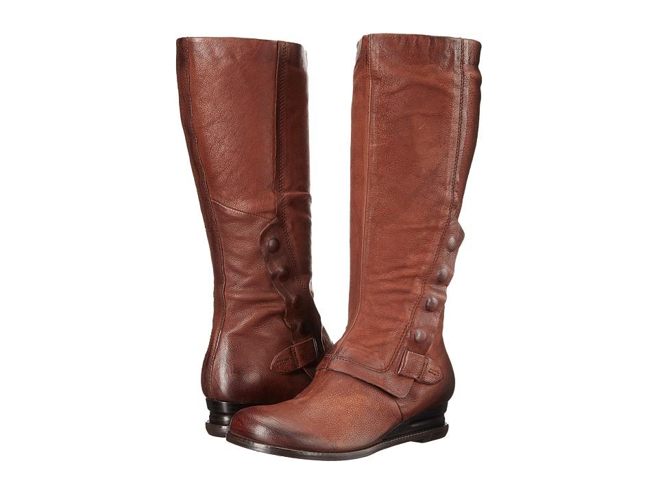 Miz Mooz - Bennett (Brandy) Women's Boots