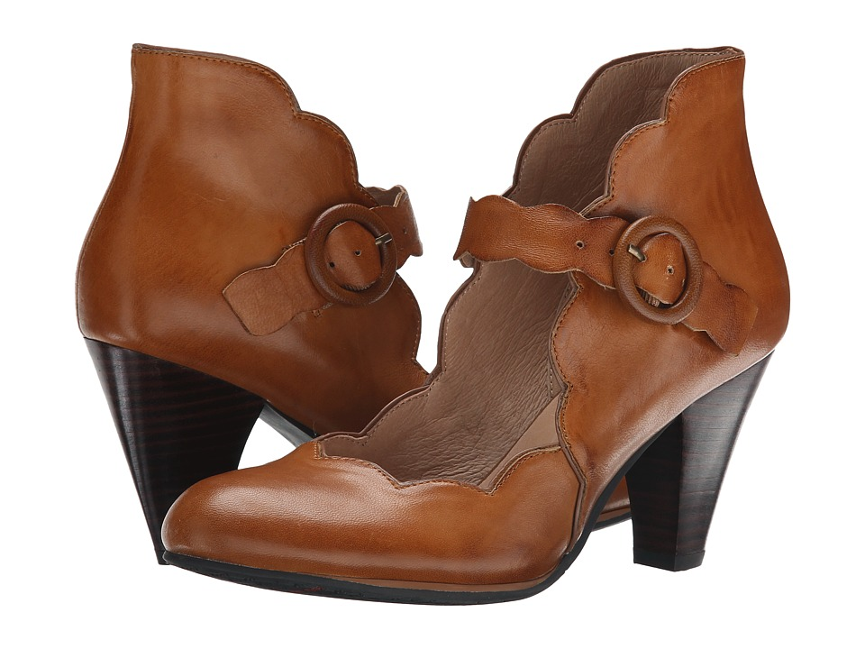 Miz Mooz - Carissa (Ochre) Women's Maryjane Shoes