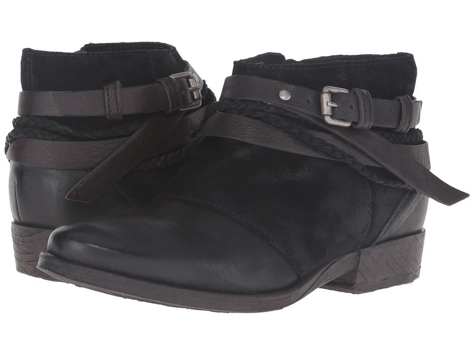 Miz Mooz - Danita (Black) Women's Shoes