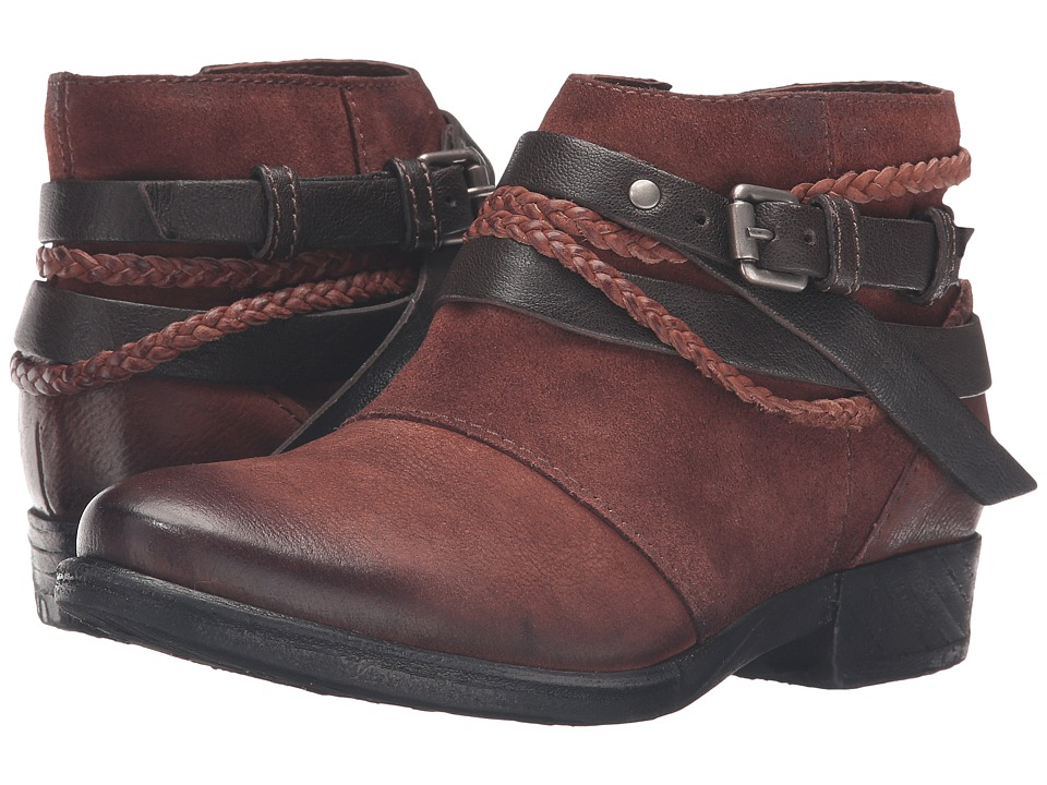 Miz Mooz - Danita (Brandy) Women's Shoes