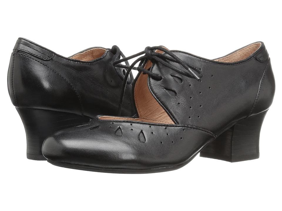 Miz Mooz - Fordham (Black) Women's Shoes