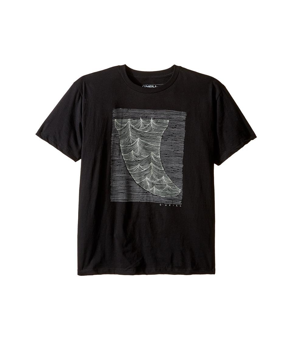 O'Neill Kids - Teller T-Shirt (Big Kids) (Black) Boy's T Shirt