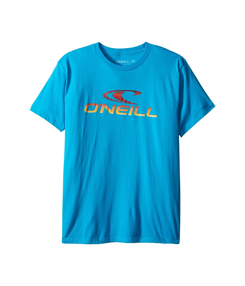 O'Neill Kids - Prism T-Shirt (Big Kids) (Turquoise) Boy's T Shirt