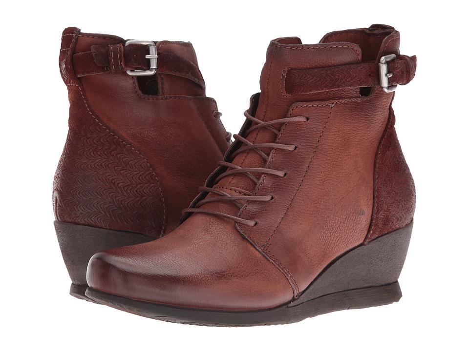 Miz Mooz - Margaret (Brandy) Women's Shoes