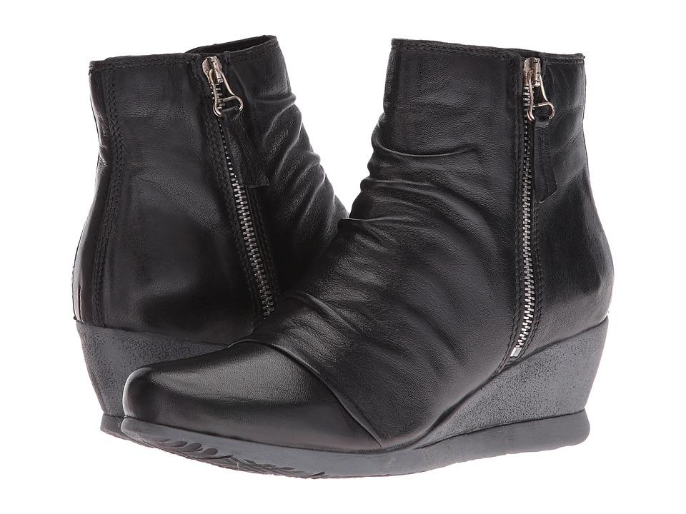 Miz Mooz - Mariette (Black) Women's Shoes