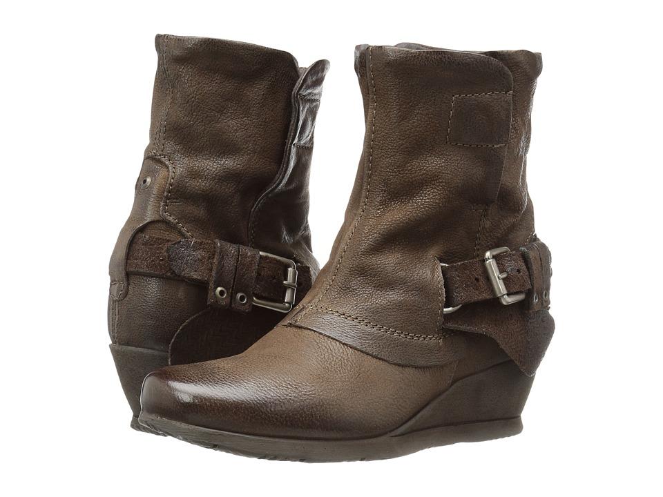 Miz Mooz - Margie (Chocolate) Women's Shoes