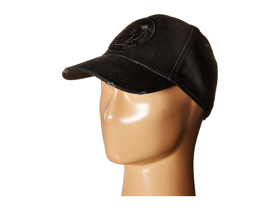 Diesel - Cateen-D Hat (Black/Denim) Caps