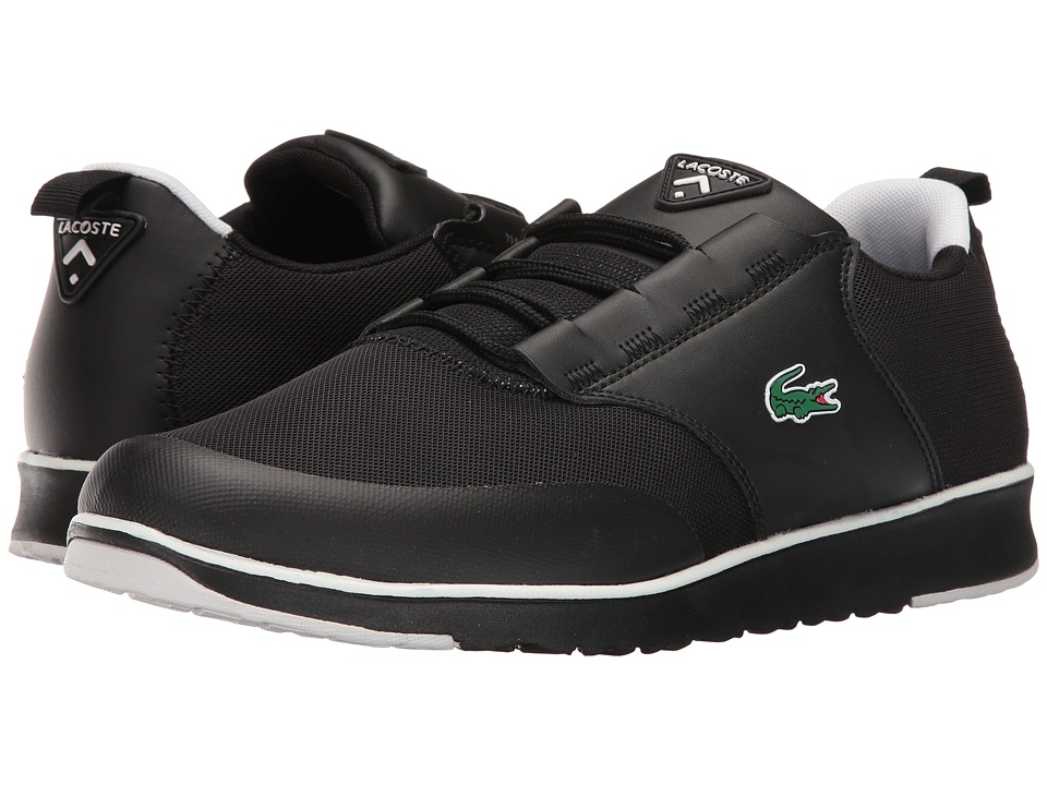 Lacoste - L.Ight 316 1 (Black) Men's Shoes