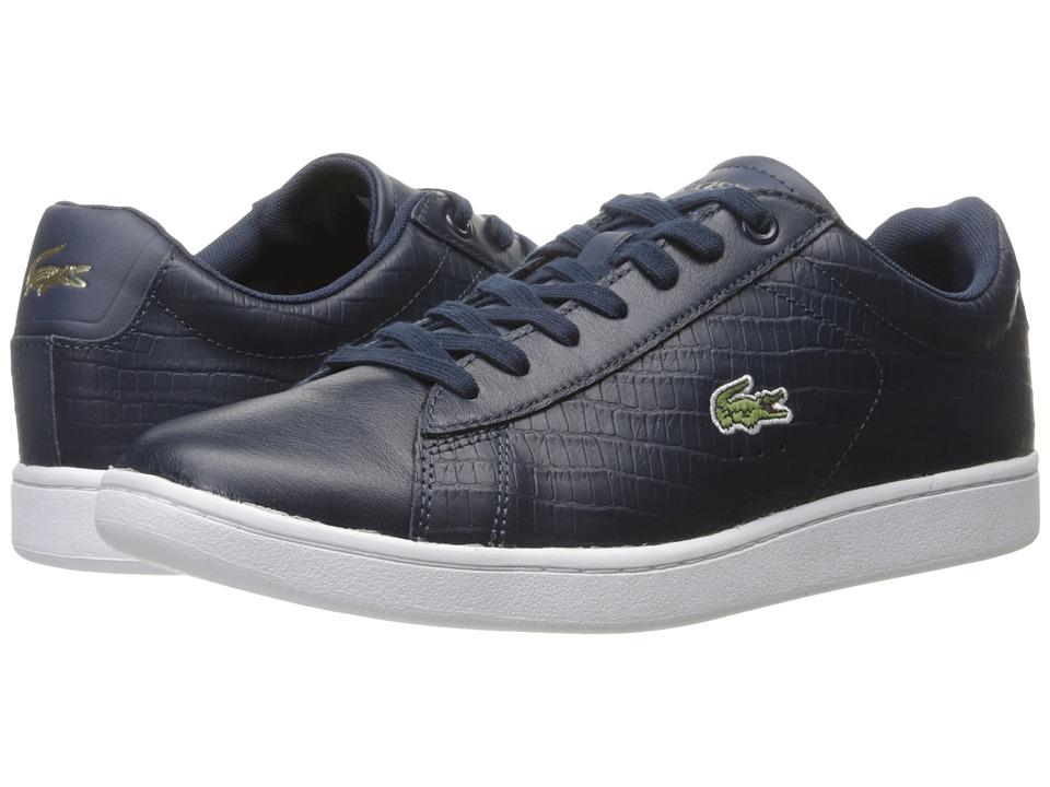 Lacoste - Carnaby EVO G316 5 (Navy/Navy) Men's Shoes