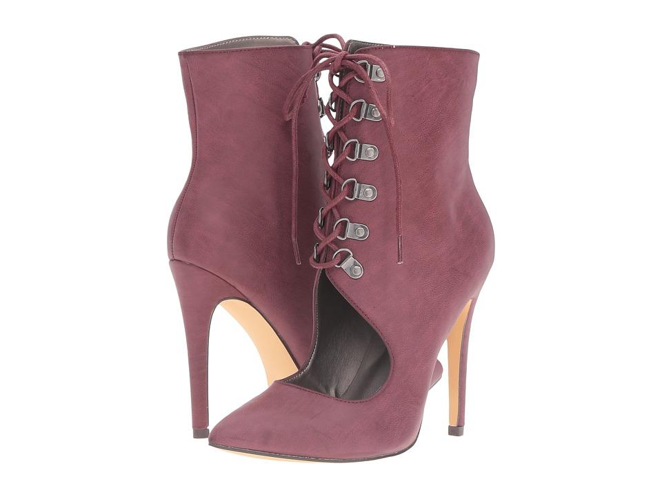 Michael Antonio - Lizzie (Burgundy) Women's Boots