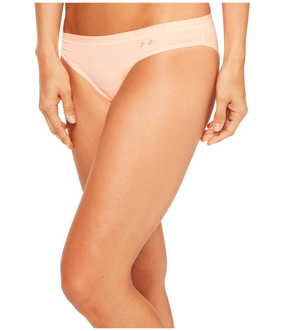 Under Armour - Sheers Bikini Novelty (Playful Peach) Women's Underwear
