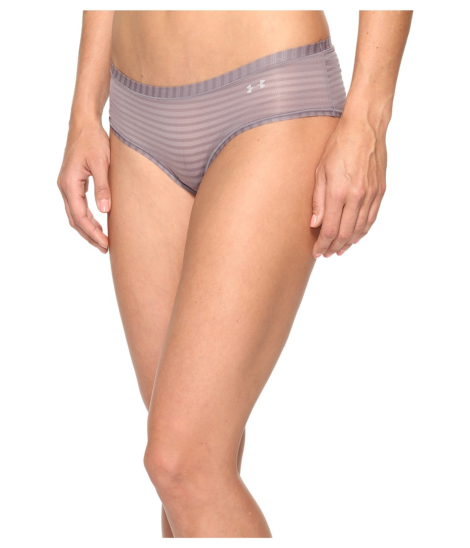 Under Armour - Sheers Hipster Novelty (Flint) Women's Underwear