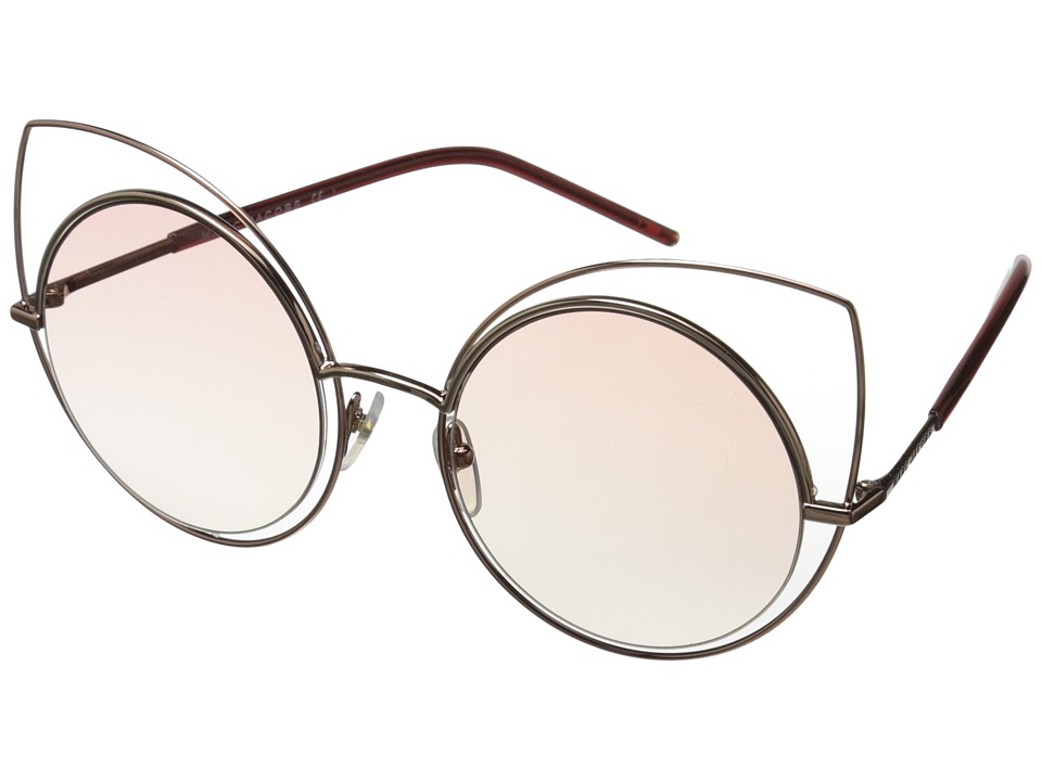 Marc Jacobs - Marc 10/S (Gold Copper/Pink Beige) Fashion Sunglasses