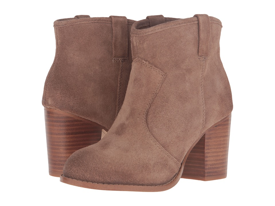 Splendid Lakota (Dark Tan Suede) Women