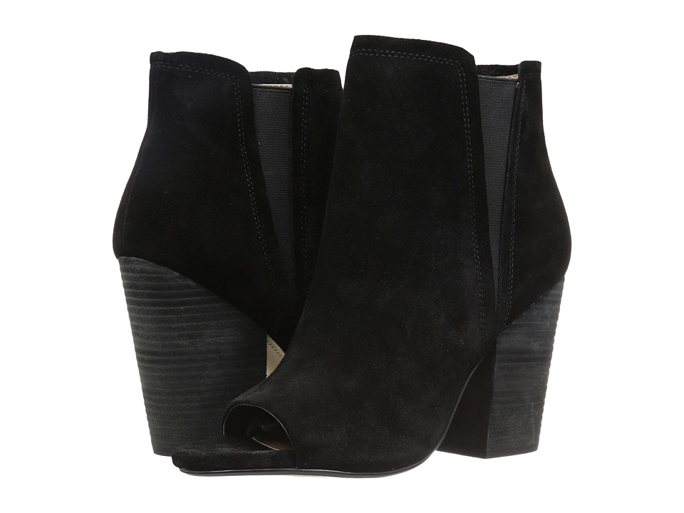 Splendid Kendyll Black Suede Shoes