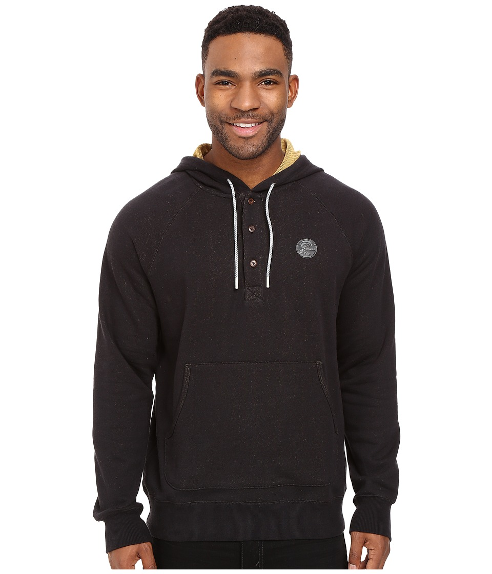 O'Neill - Bayfield Pullover (Black) Men's Clothing