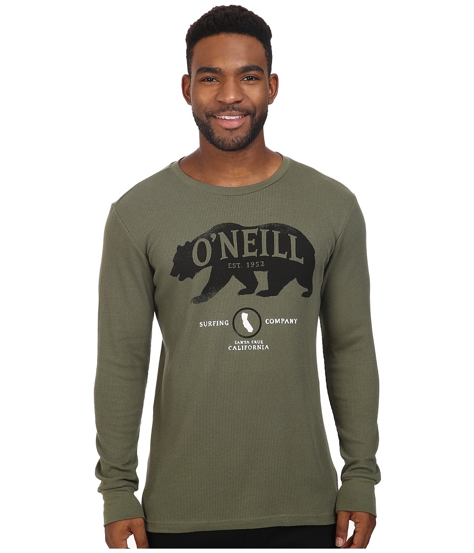 O'Neill - Prowl Thermal (Dusty Olive) Men's Clothing