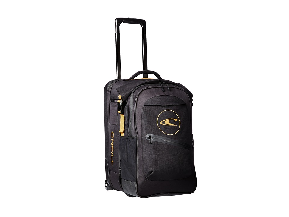 O'Neill - Traveler 2-in-1 Luggage (Black) Luggage
