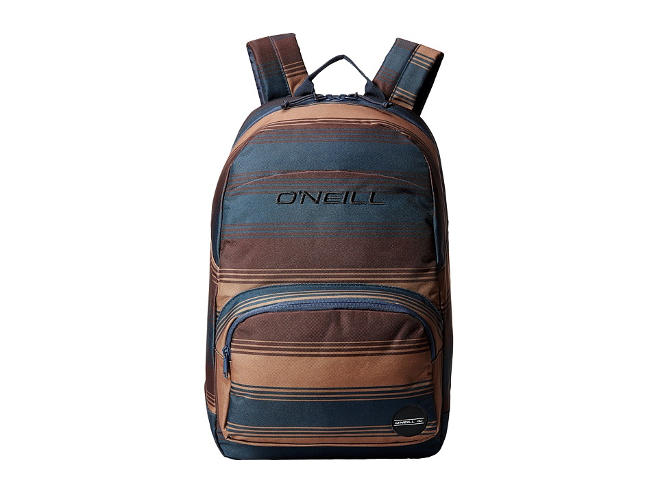 O'Neill - Gooru Backpack (Brick) Backpack Bags