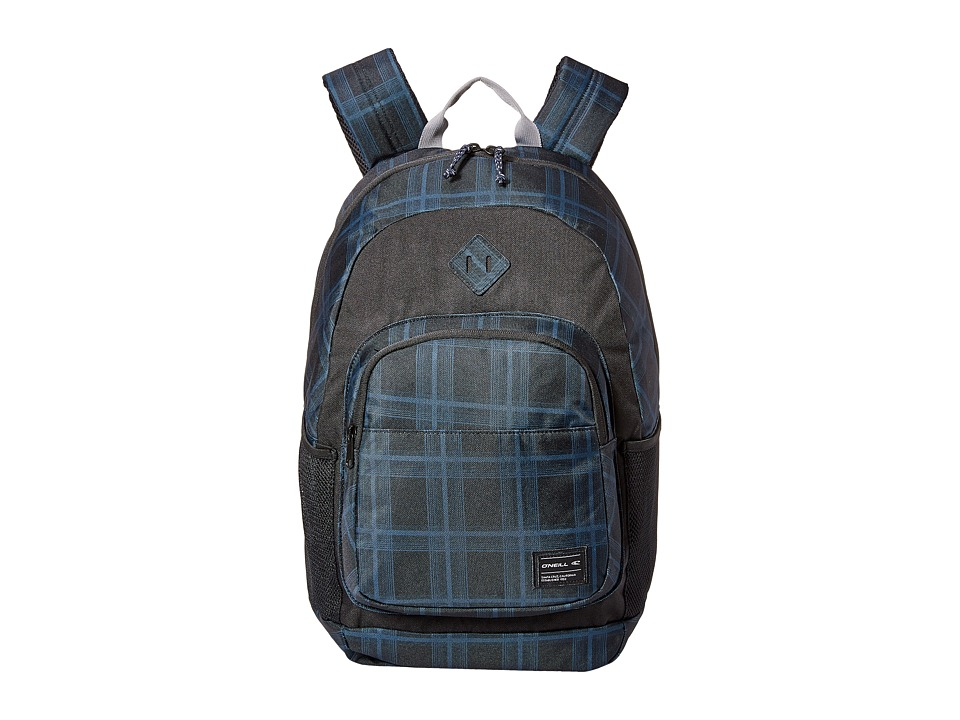 O'Neill - Glassy Backpack (Navy) Backpack Bags