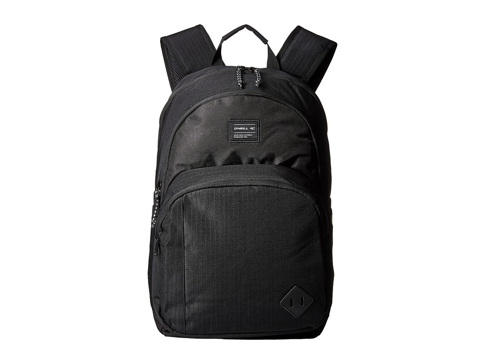 O'Neill - Trio Backpack (Black) Backpack Bags